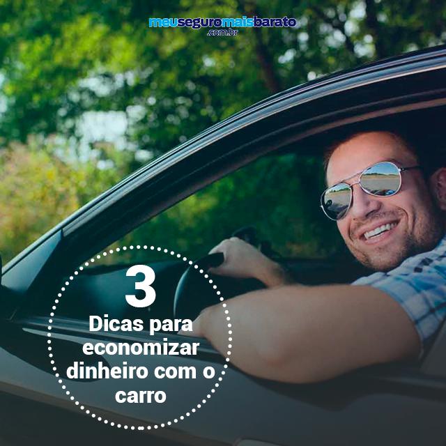 Aprenda como economizar com o seu carro