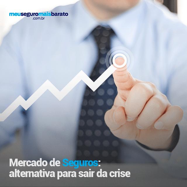 Mercado de seguros: Alternativa para sair da crise