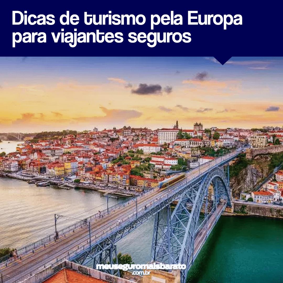 Dicas de turismo pela Europa