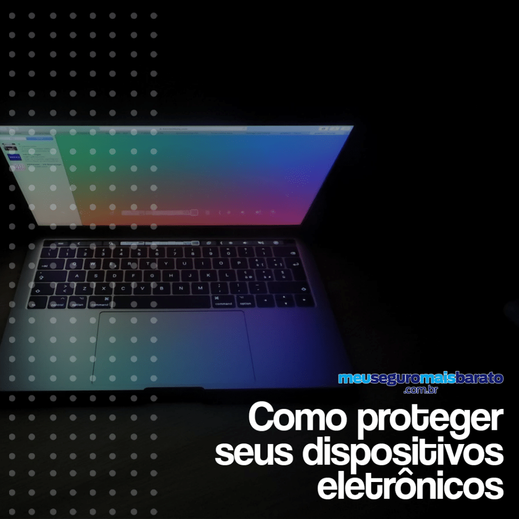 Como proteger seus dispositivos eletrônicos