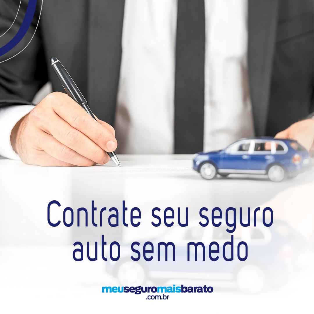 Contrate seu seguro auto sem medo